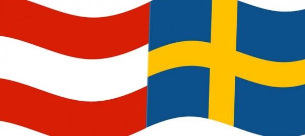 Österreich vs Schweden