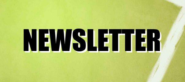 Ballverliebt Newsletter
