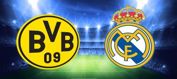 Livetciker: Dortmund vs Real Madrid