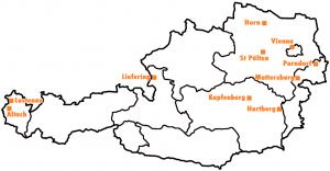 Erste-Liga-Orte 2013/14