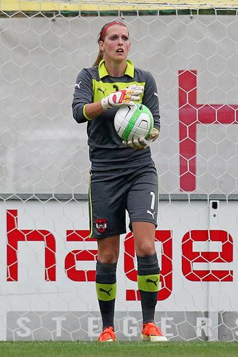 Geht als Nr. 1 in die WM-Quali: Anna-Carina Kristler (Foto: Gerhard Möhsner)