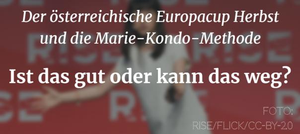Podcast-Cover: Die Marie-Kondo-Methode des Fußballs