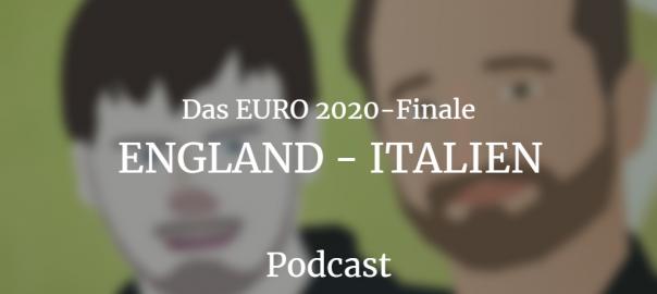 EURO 2020 - Finale: England - Italien