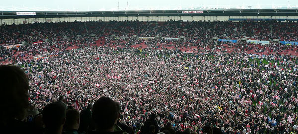 2008: Stoke steigt in die Premier League auf (Foto: Chrisjackson)