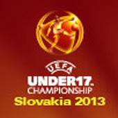 U17-Euro 2013 in der Slowakei