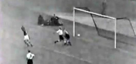 England - Ungarn 3:6, 1953